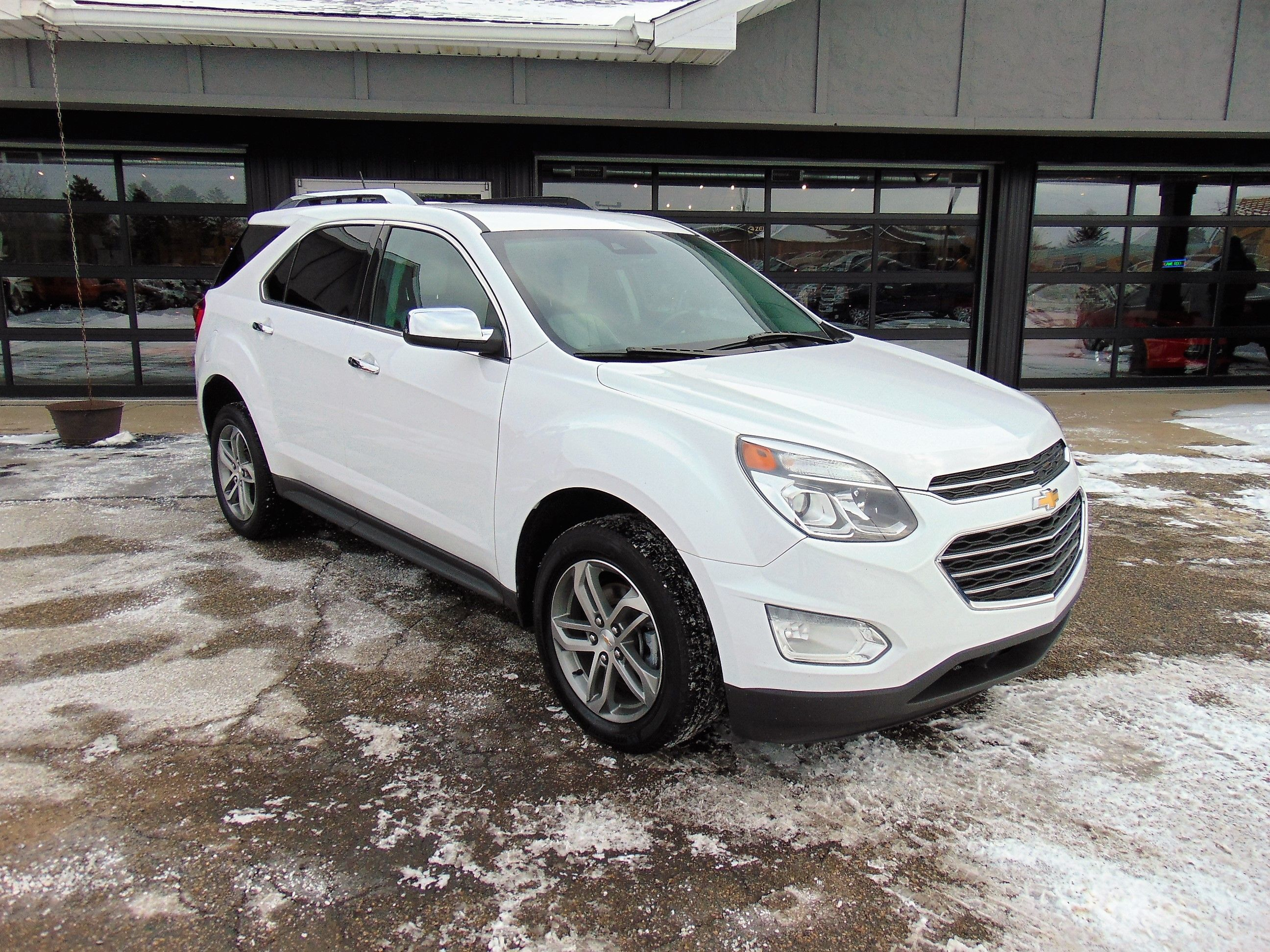 FOR SALE 2016 Chevy Equinox LTZ