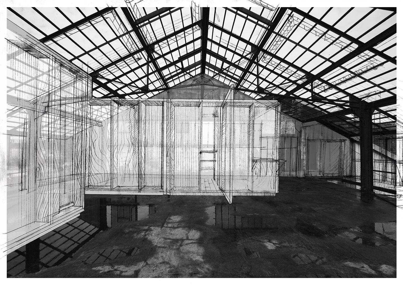 Marc Méndez > Les Chantiers de l´Esclain | HIC Arquitectura