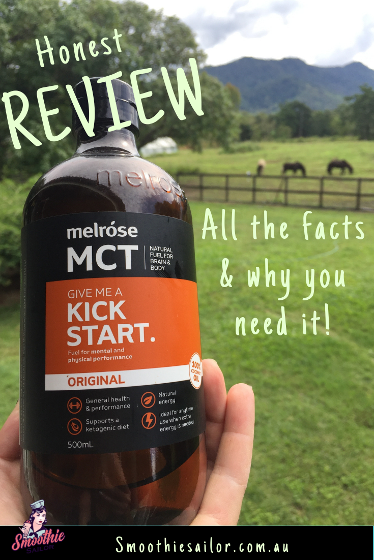 Melrose MCT Oil Review Honest Opinion, should you try