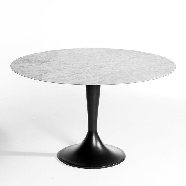 l 39 ensemble de table hisia table marbre plateau de table et plateau. Black Bedroom Furniture Sets. Home Design Ideas