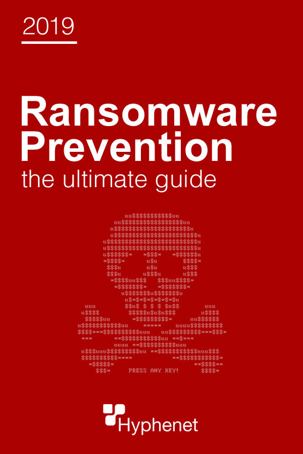 How to Protect your Business from Ransomware 2020