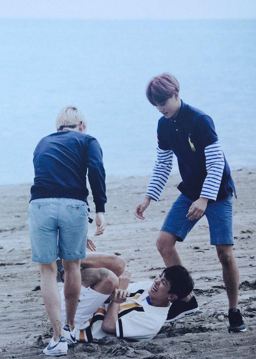 [160920 / 200916] Dear Happiness Photobook | #Exo #Chanbaek