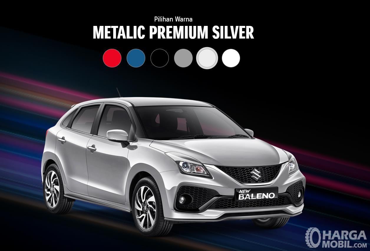 Daftar Harga Suzuki New Baleno Hatchback Berkelas Dengan Harga Paling Masuk Akal Hatchback Mobil Mobil Baru