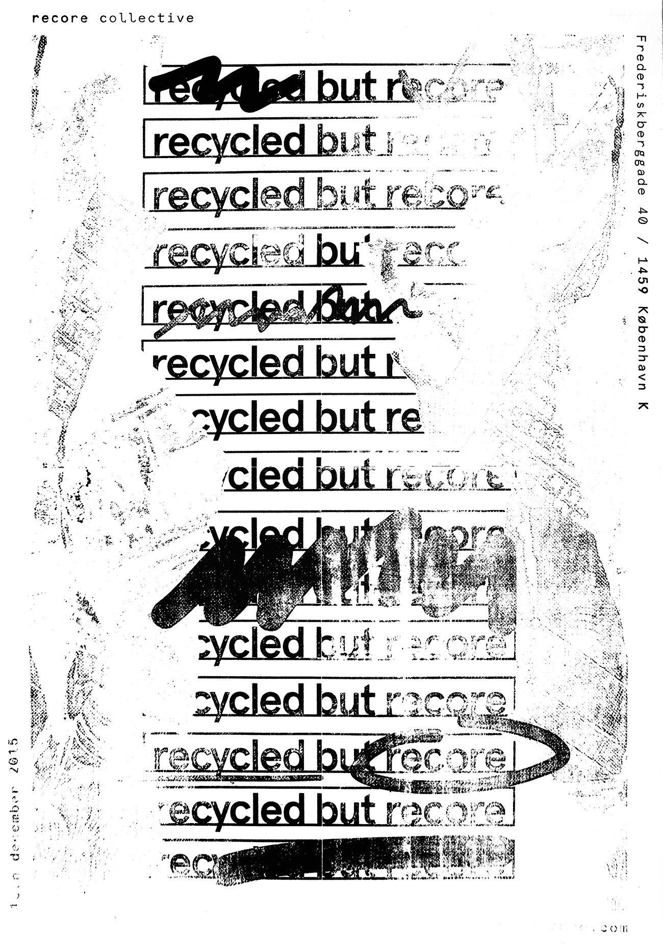 """다음 @Behance 프로젝트 확인: """"Recore"""" https://www.behance.net/gallery/33259967/Recore"""