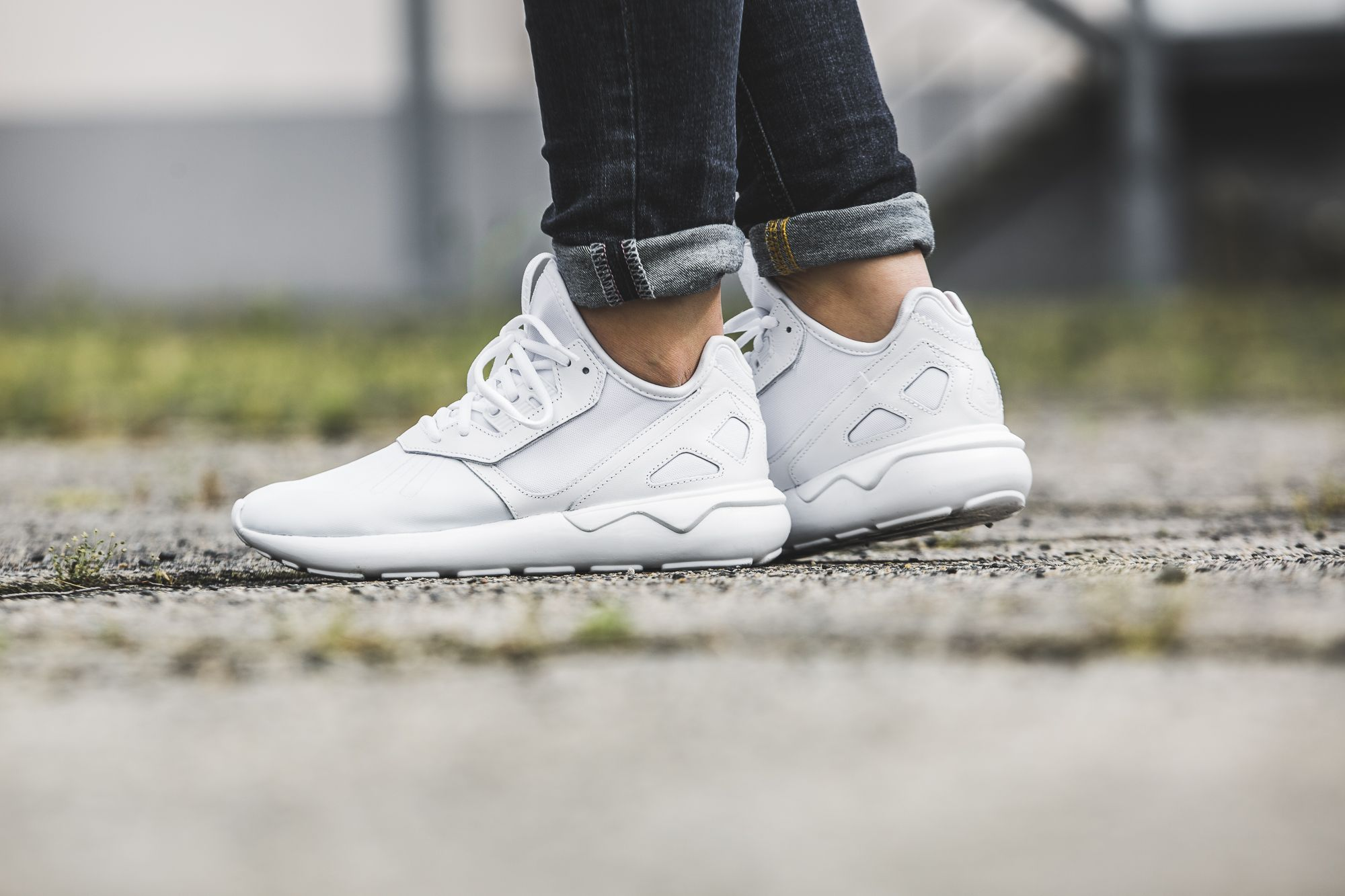 adidas originals tubular runner trainers