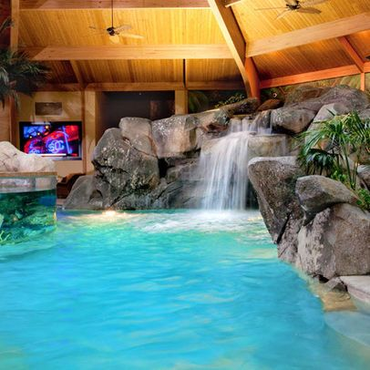 Indoor Waterfall Design Ideas Pictures Remodel And Decor