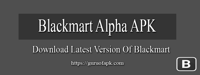 BLACKMART ALPHA APK V1 41 DOWNLOAD FOR ANDROID (LATEST