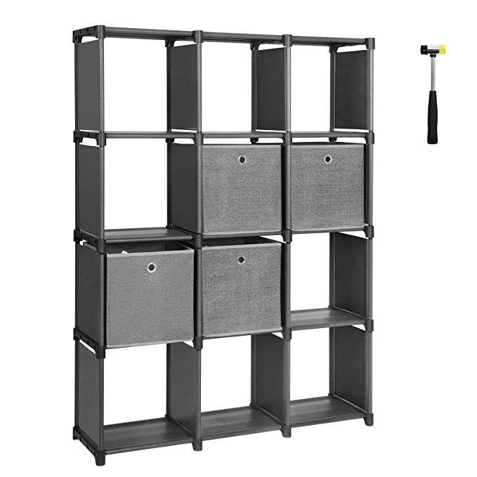 Cube Storage Unit With Bo
