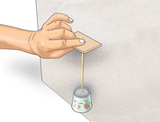 Conseils pratiques bricolage sur Fabriquer un fil à plomb pour