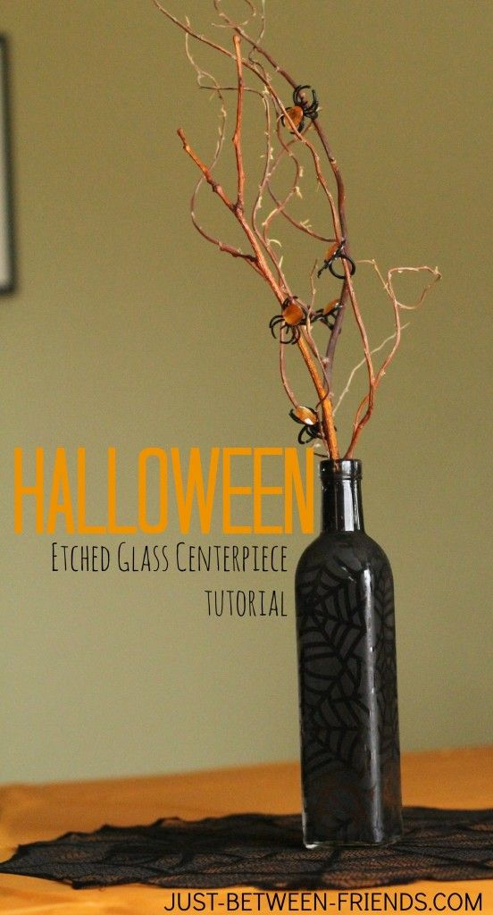 DIY Halloween Centerpiece 8