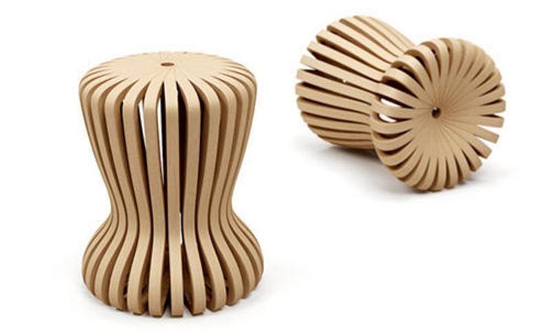 popular modern bamboo furniture