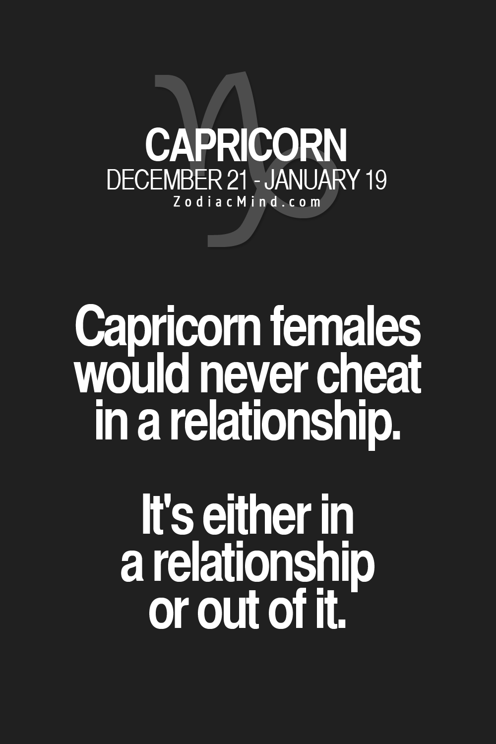 Capricorn Woman: Compatible with Other Signs 80