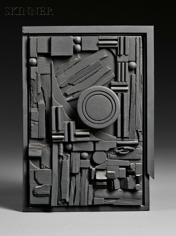 Connu Image result for Louise Nevelson | Modern Sculpture | Pinterest  YQ49