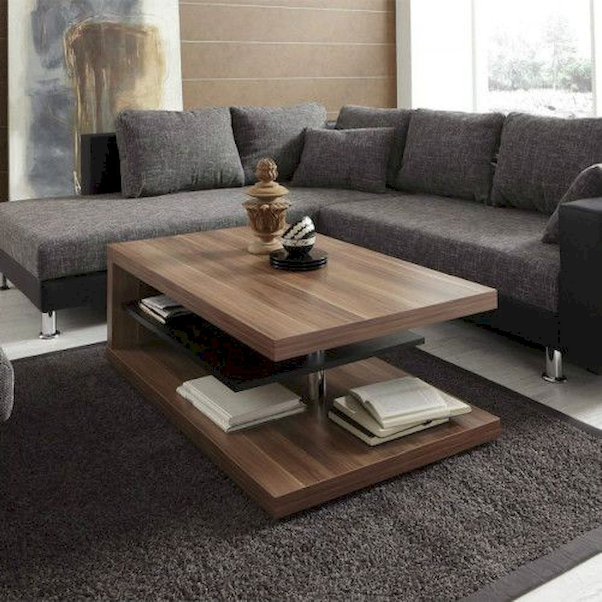 Coffee Table Ideas For Your Living Room Jihanshanum Center Table Living Room Coffee Table Coffee Table Design [ 1200 x 1200 Pixel ]