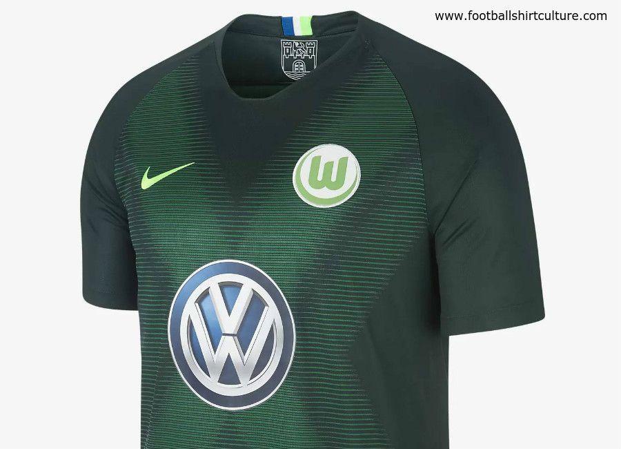 the best attitude e511d 650bf football #soccer #futbol #VfLWolfsburg #trikot Wolfsburg ...