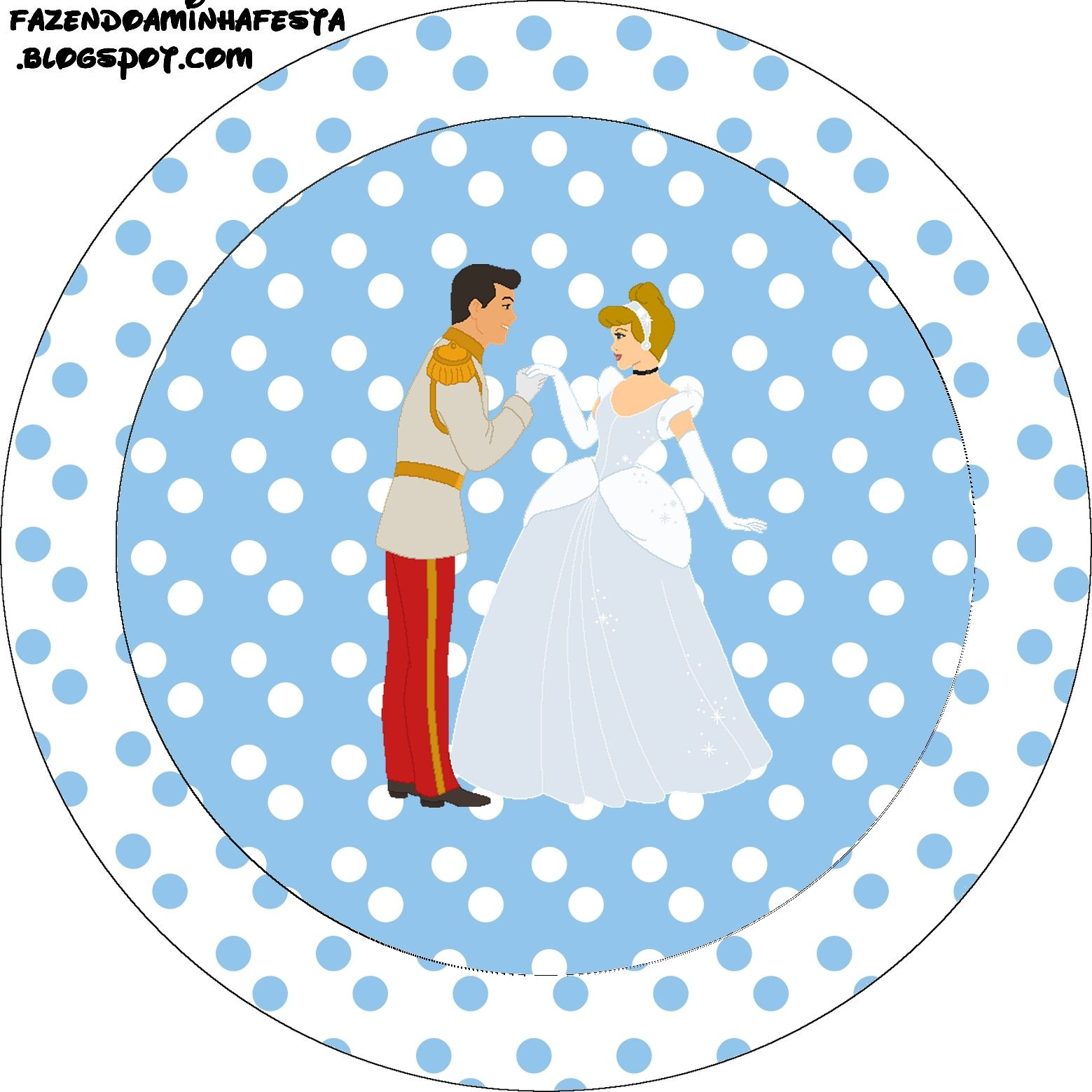 Cinderella Party: Free Printable Candy Bar Labels. | Cinderella ...