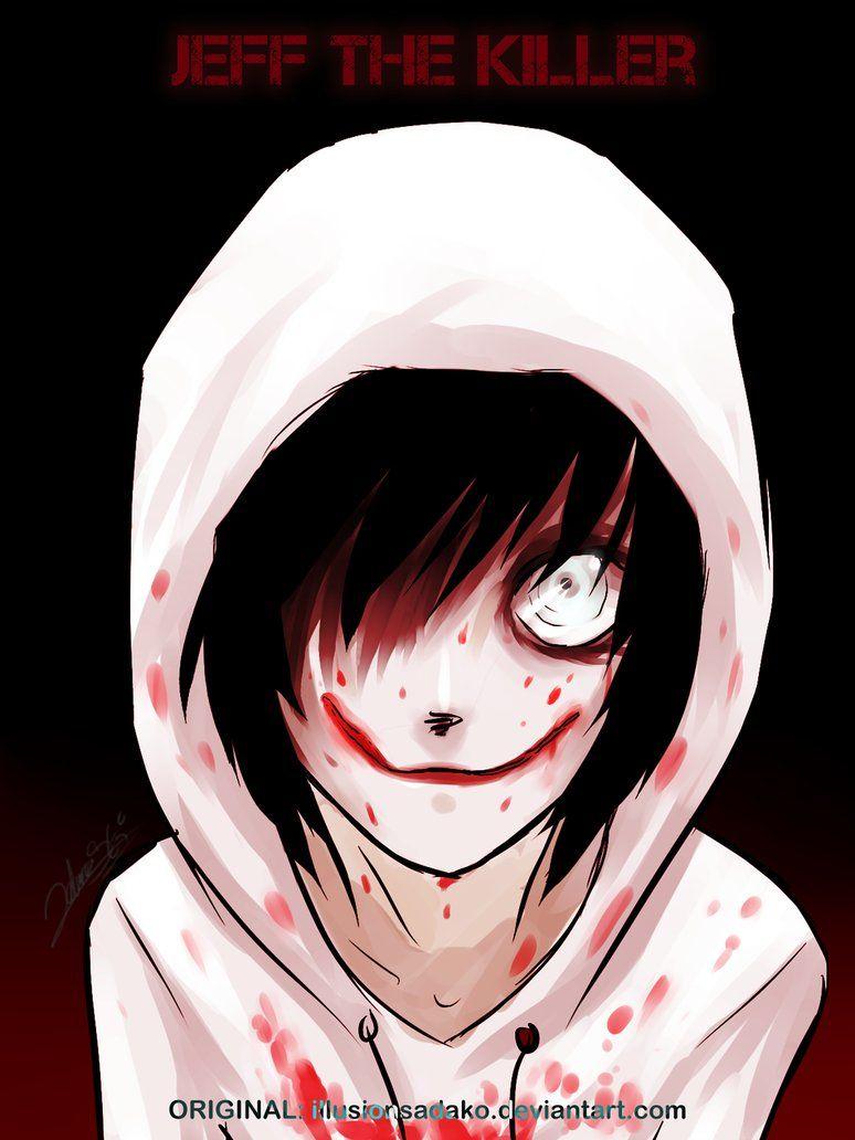 Jeff The Killer Anime Anime Pinterest Jeff The Killer