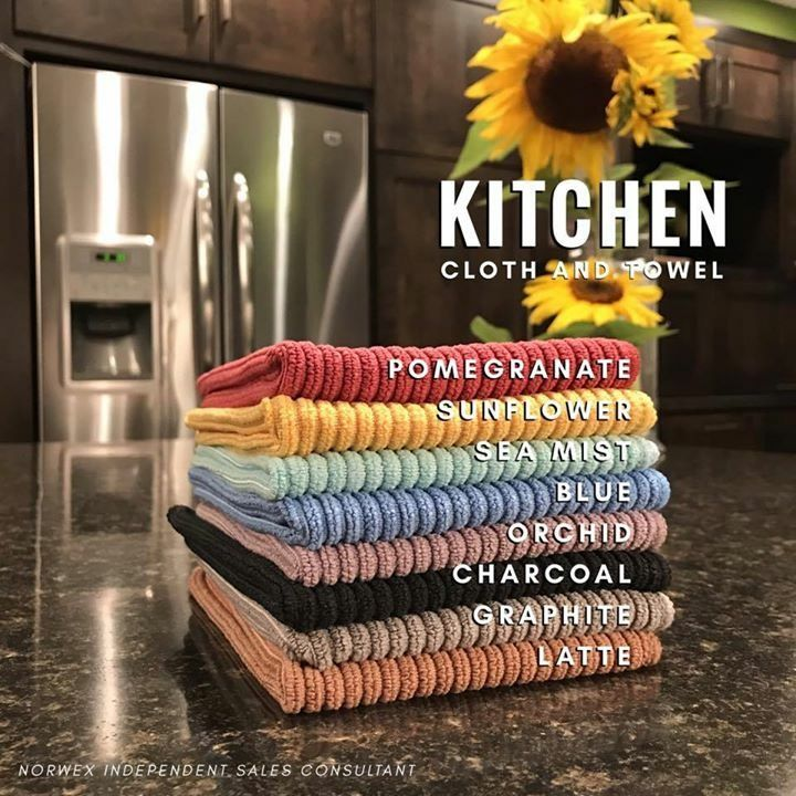 New Colors Norwex Norwex Party Norwex Cleaning