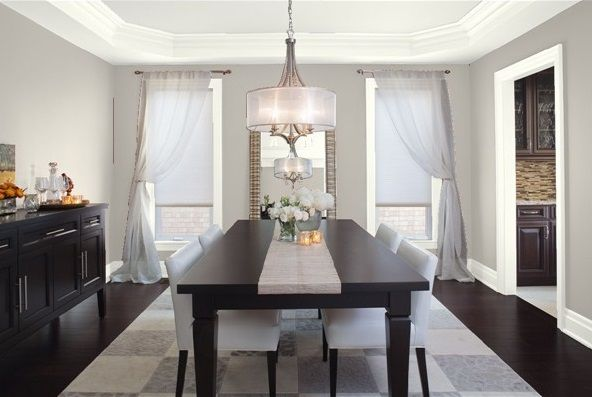 Top 10 Paint Colours For Staging Your Home The Village Guru Dining Room Paint Bedroom Wall Colors Grey Dining Room