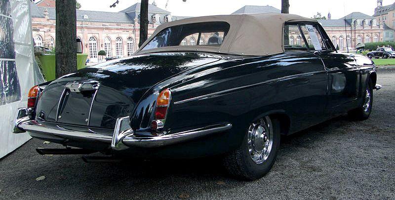 Carsthatnevermadeitetc — Jaguar 420G Drop Head, 1968, by ...