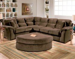 Argos Coffee 2 Piece Sectional Living Rooms American