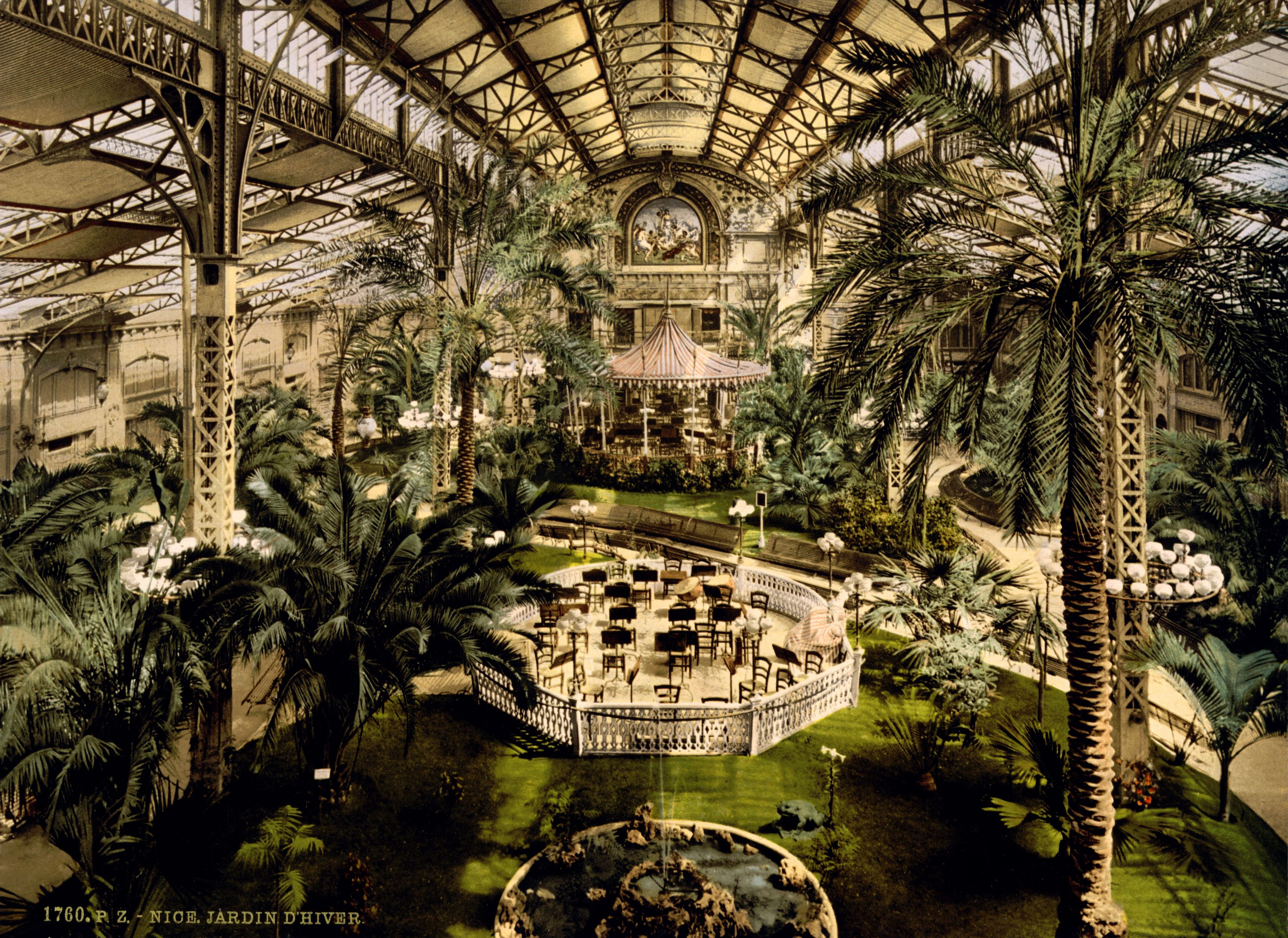 Jardin de l\'Hiver (Winter Garden), Nice/France | Places I\'ve Been ...