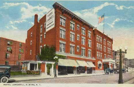 Hometown Elmira New York