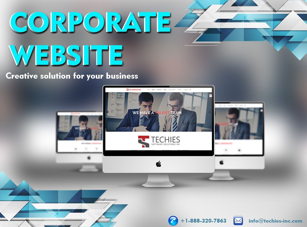 Techies Software Solutions Has Worked With A Number Of Corporate Businesses To Assist Them De Digital Marketing Solutions Marketing Solution Corporate Business
