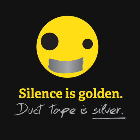 Silence Is Golden T Shirt Silence Is Golden Funny Tshirts Teacher Favorite Things