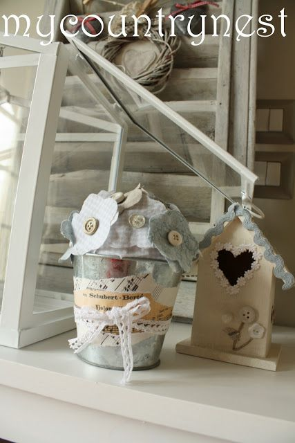 My Country Nest Shabby Chic Sapore Shabby E Vintage Pinterest