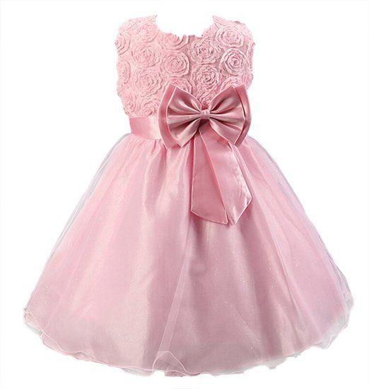 Kleid rosa madchen