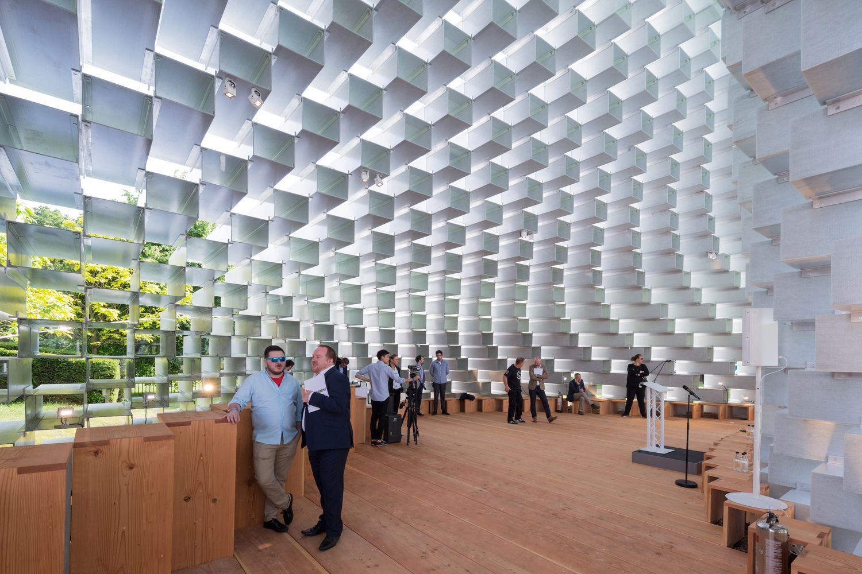 Galeria de Serpentine Pavilion do BIG é inaugurado juntamente com outras 4 instalações temporárias - 3