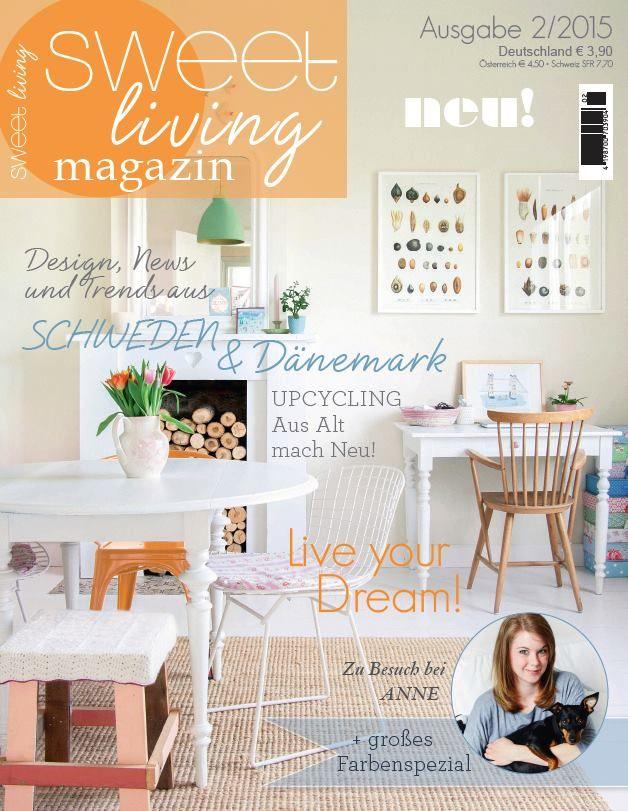 Syl Loves For Sweet Living Magazine Einrichten Und Wohnen