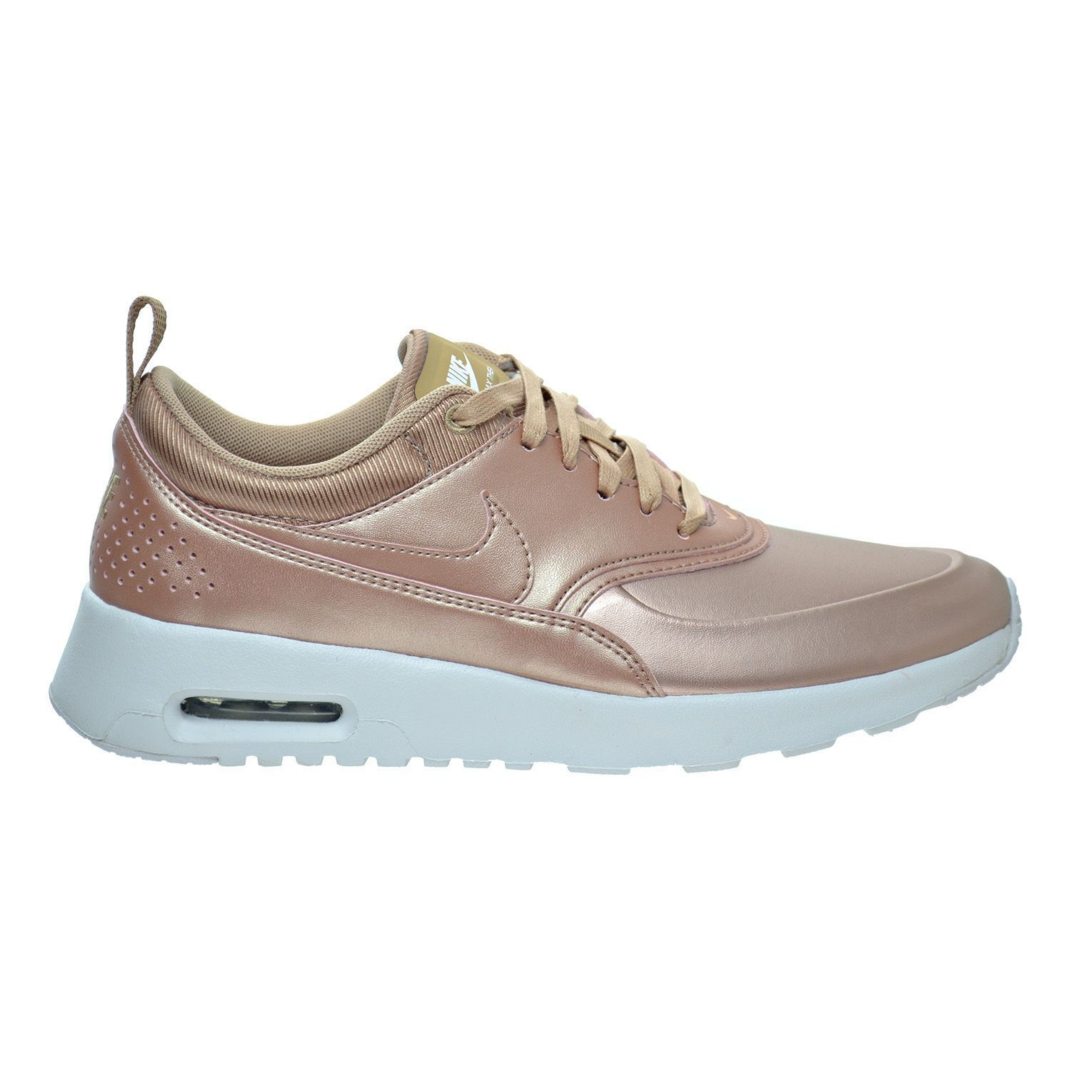 Details about Nike Air Max Thea SE Metallic Rose Gold
