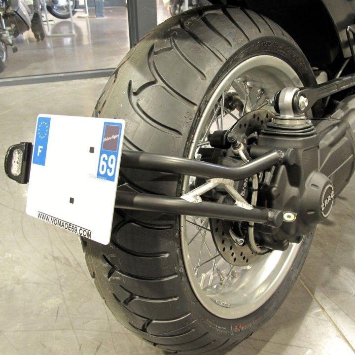 support de plaque bellagio 3 cafe racer lust moto. Black Bedroom Furniture Sets. Home Design Ideas