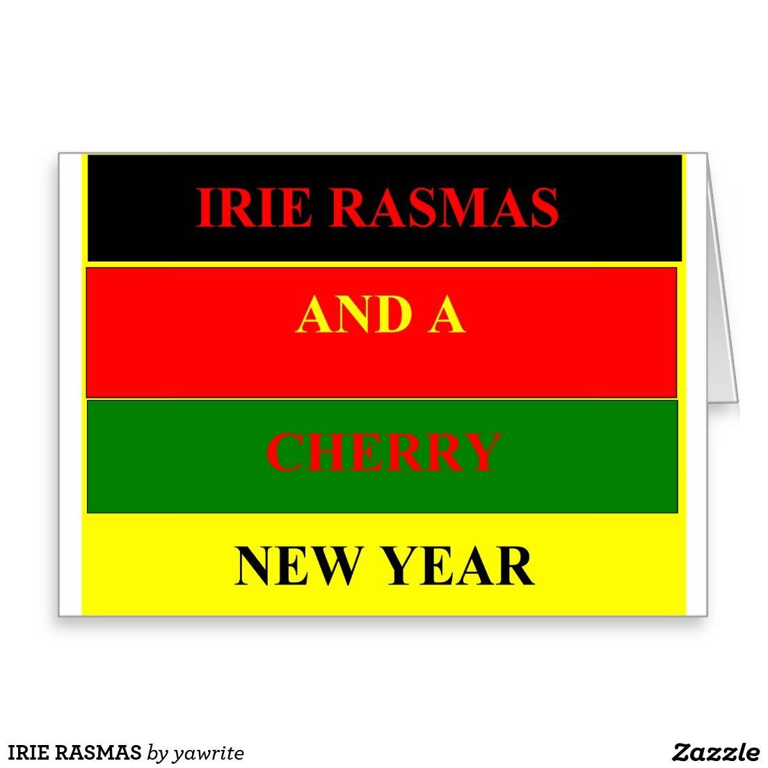 Irie rasmas ralph staples greetings inc pinterest irie rasmas greeting card rasta christmas m4hsunfo