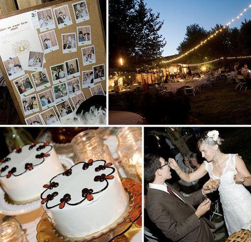 Real Wedding: Katie + Paul's Backyard Wedding In Northern Cali