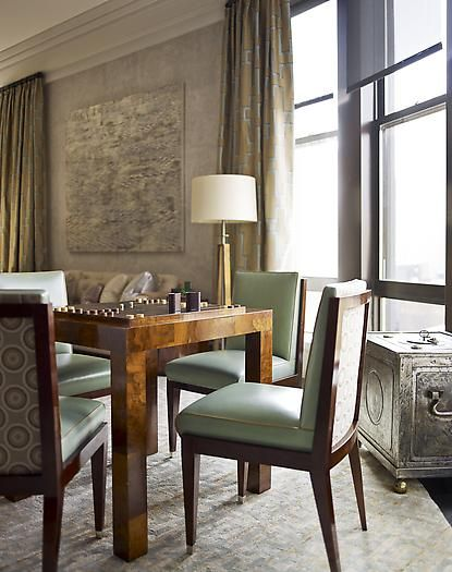 Inspiring Objects Home Decor Warm Dining Room Luxury Dining Room