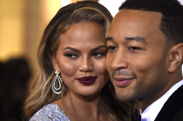Chrissy Teigen And  John Legend Announced The Sex Of Their Baby And People Are Flipping Out