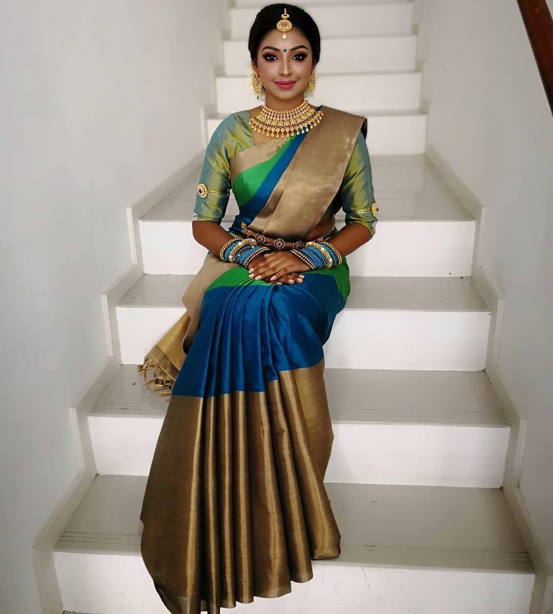 #saree #sari #backless #blouse#back #photography…