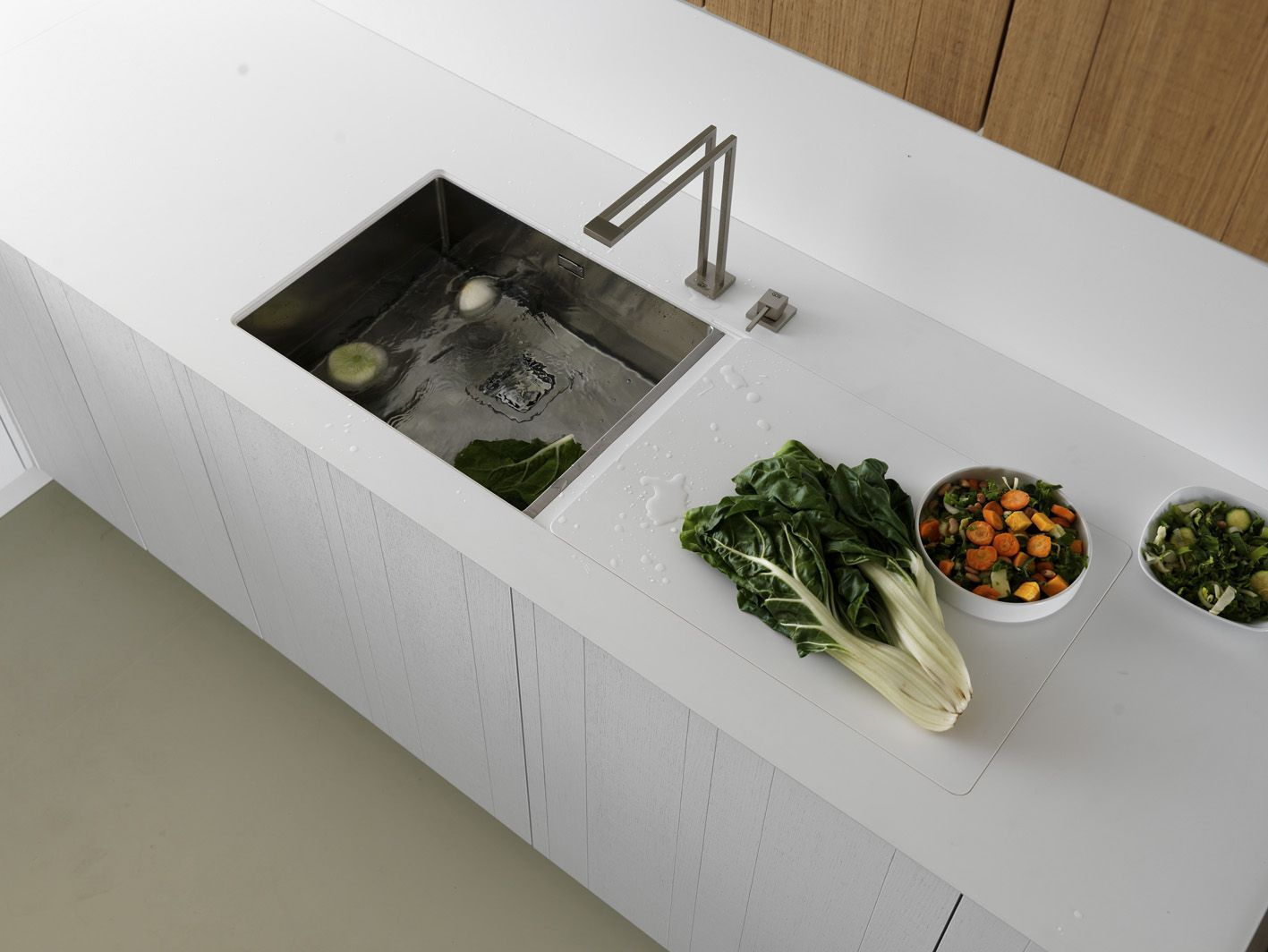 Gessi Designer Kitchen Collection Tapware