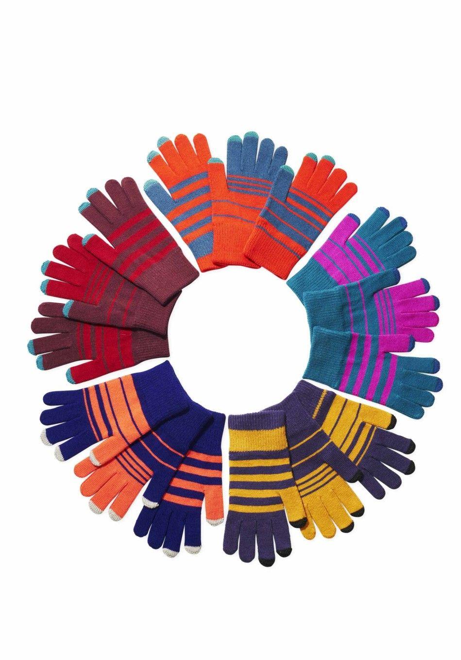 Trio Gloves | Oprahs favorite things 2016, Poinsettia ...