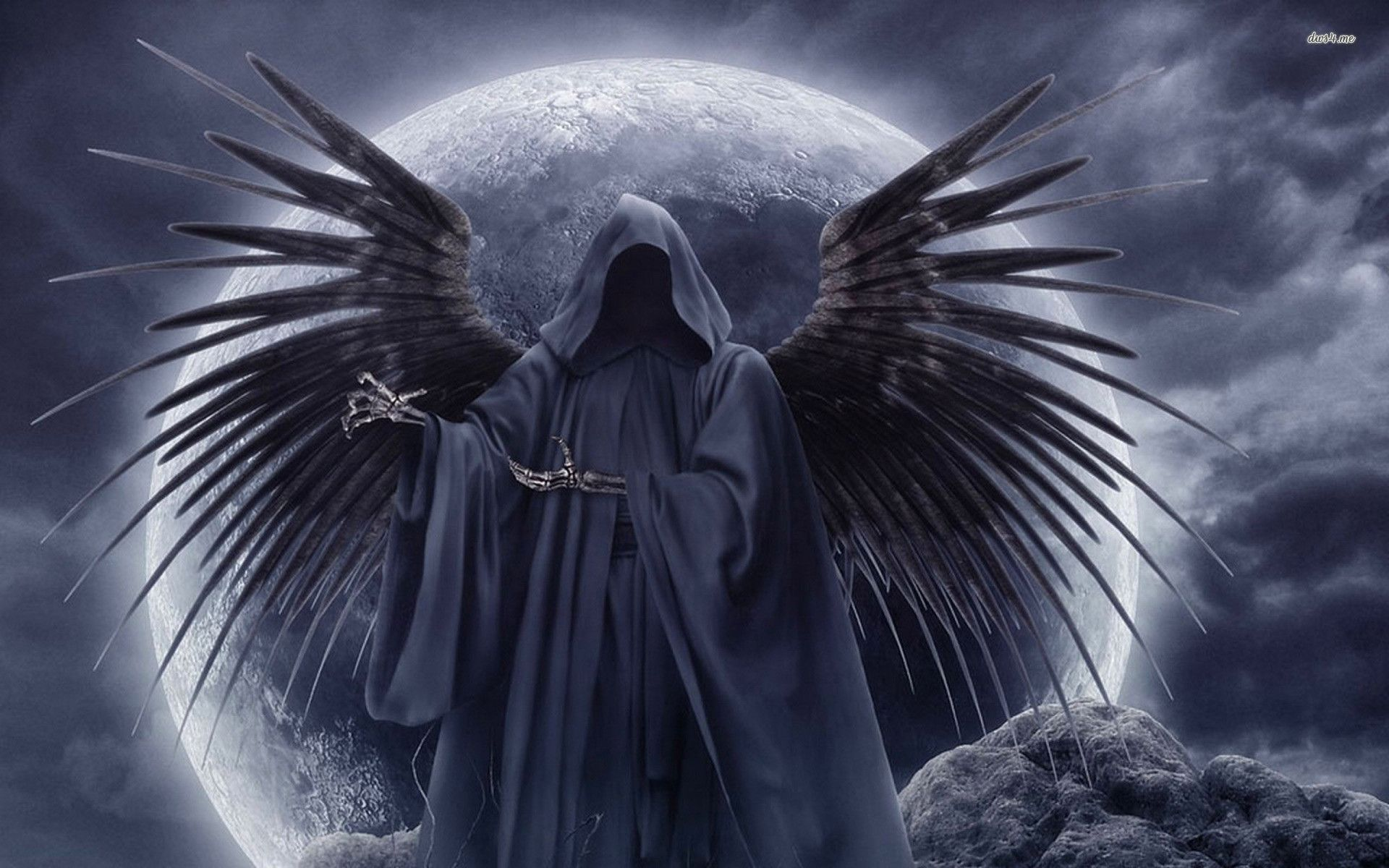 77 Grim Reaper HD Wallpapers Backgrounds Wallpaper
