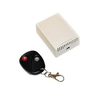 Aleko Universal Gate Garage Door Opener Remote Control With Transmitter Garage Door Opener Remote Garage Door Opener Garage Doors