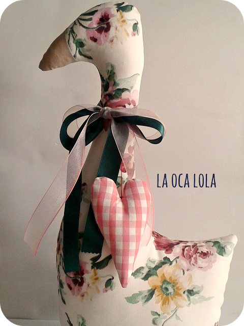 Tutorial oca sujeta puertas la oca lola art dolls and - Sujeta puertas ikea ...