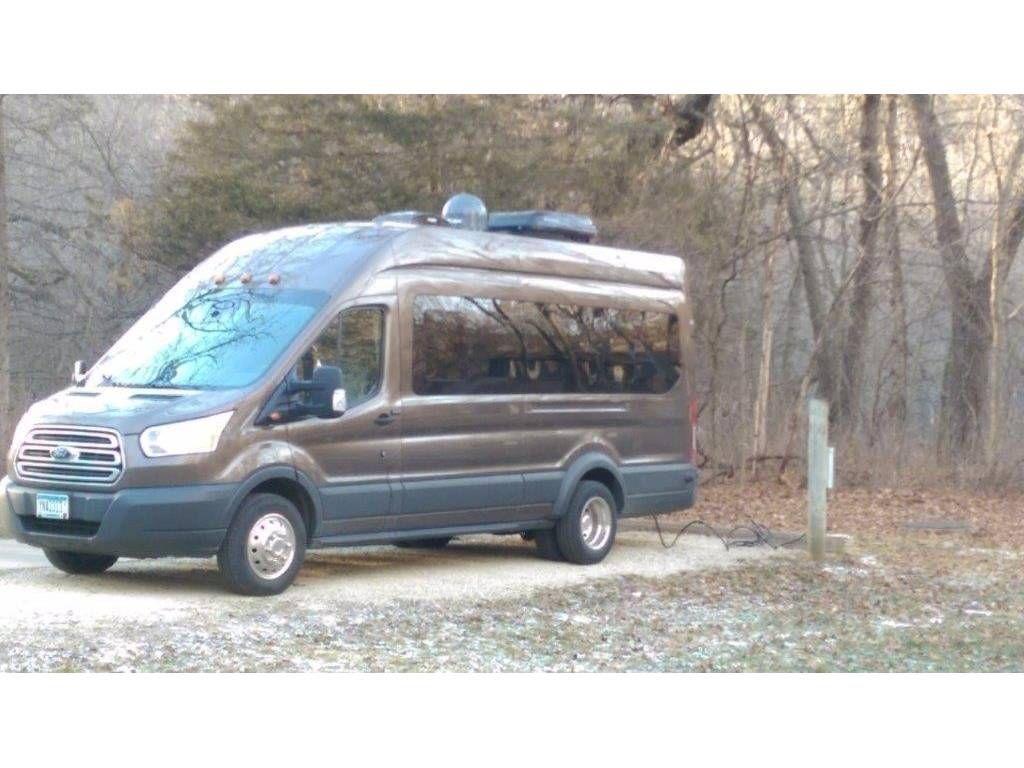 2016 ford transit custom camper van mankato mn rvtrader com