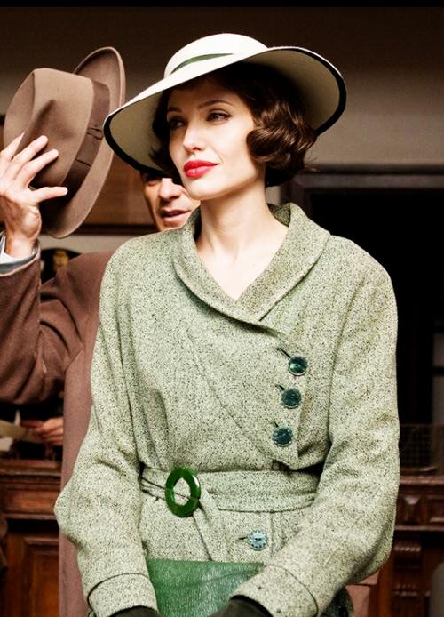 Angelina Jolie in 'Changeling' (2008).