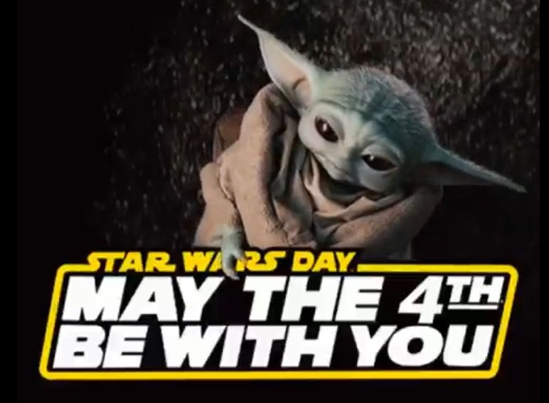 Yoda May The 4th Be With You May The 4th Be With You May The Fourth May The Fourth Be With You