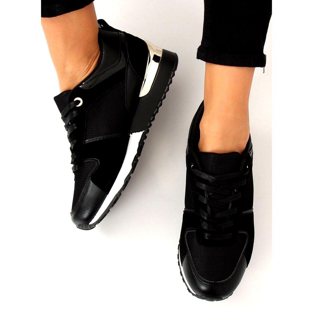 Buty Sportowe Czarne B 01 Black Air Max Sneakers Sneakers Nike Nike Air Max