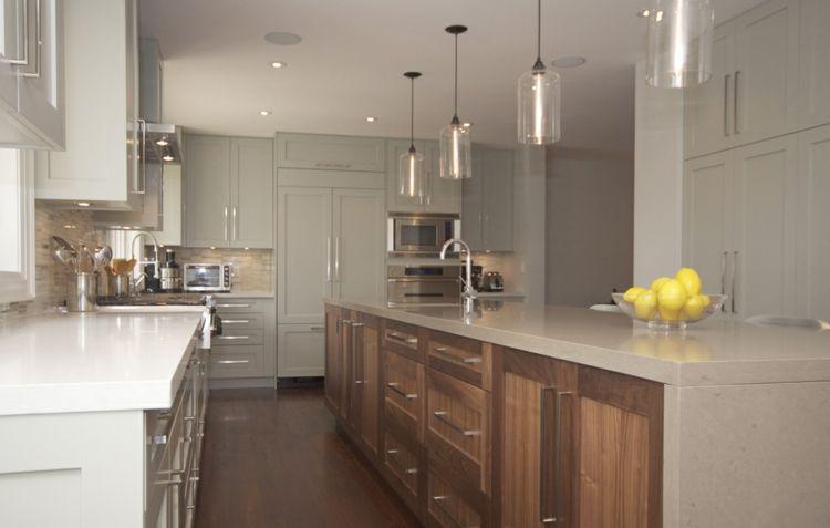 Lamparas de cocina modernas para una iluminación práctica | Lámpara ...